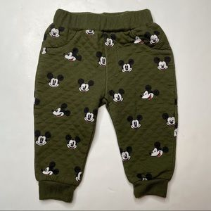 Disney Baby Mickey Mouse Pants Size 6-9m